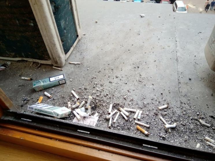 Туалет Київради тепер є не тільки куриль…