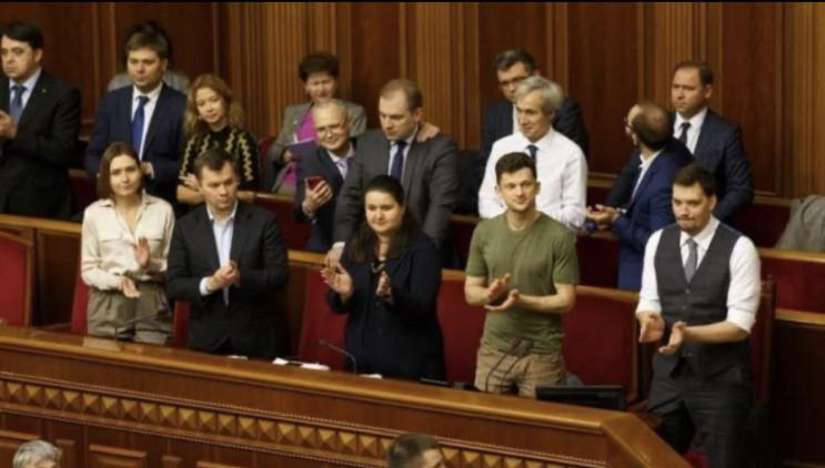 """Первый бюджет Гончарука: Кто и как """"танц…"""