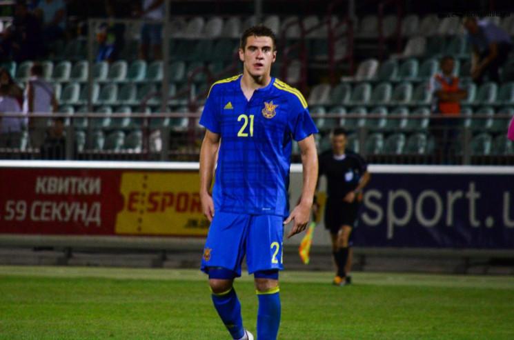 Два футболиста сборной Украины получили…