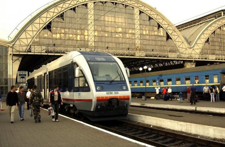 На Львівській залізниці працювала незако…