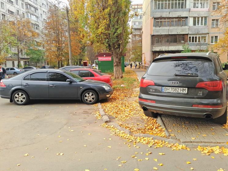 """""""Герої парковки"""": Як одеські """"автоолені""""…"""
