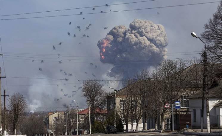 Кількість загиблих внаслідок вибухів на…