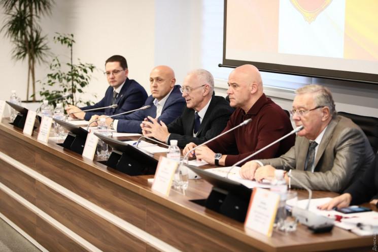 Труханов вирішив читати лекції в одеськи…