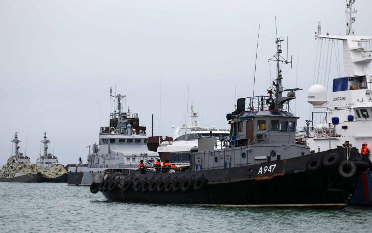 Українські буксири вирушили у Чорне море…