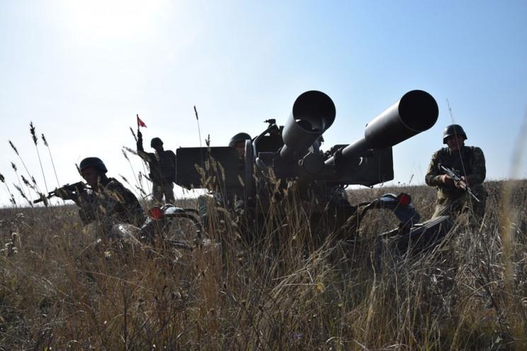 Вихідні в ООС: Де загинув український ві…