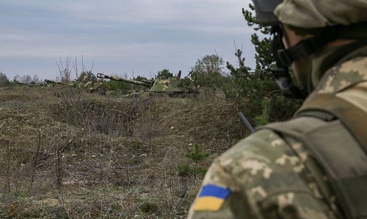 Боевики ударили противотанковыми ракетам…