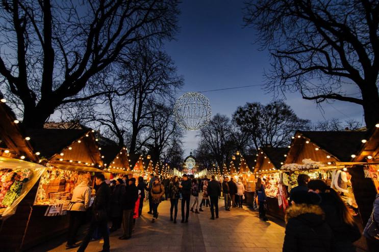 Названа дата відкриття Різдвяного ярмарк…