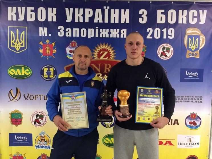 Боксер из Полтавщины выиграл Кубок Украи…