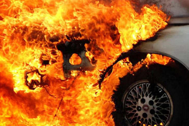 На Тячівщині рятувальники гасили пожежу…