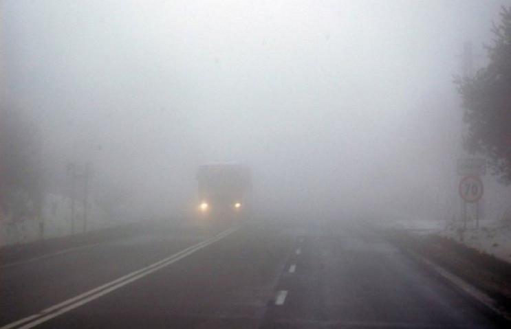 Сумщину укутають густі тумани…