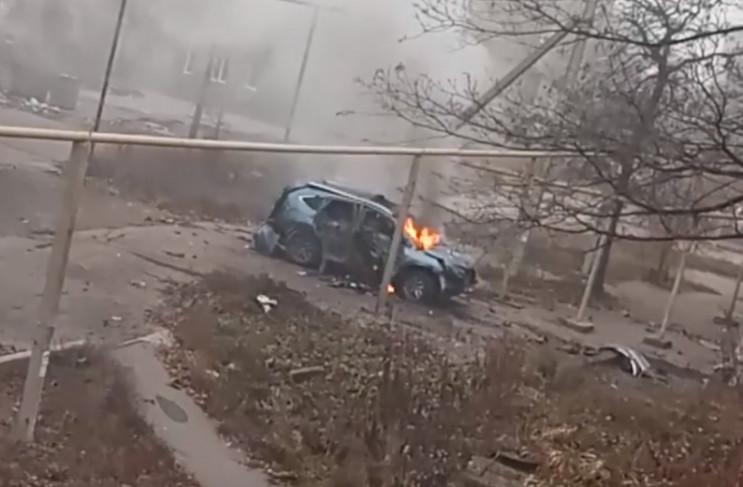 """В """"ДНР"""" взорвали авто с владельцем сигар…"""