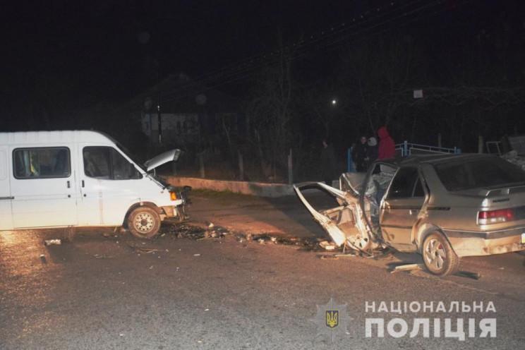 Смертельна аварія на Вінниччині: П'янючи…
