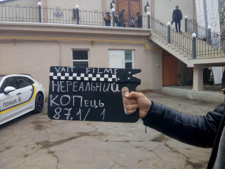 """В Одесі копи """"схопили"""" та """"запакували"""" у…"""