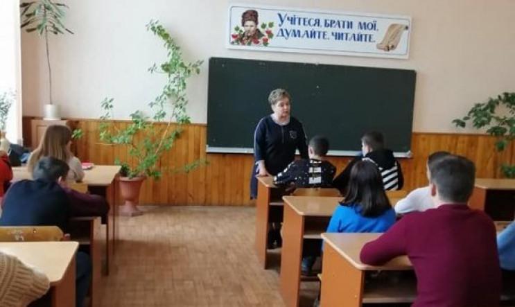 Дунаєвецькі школярі вивчають податкову г…