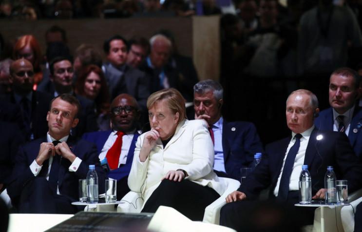 Путін та Зеленський в Парижі: Чому з Рос…