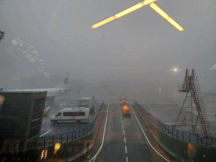 В аеропорту Краснодара затримали 14 рейс…