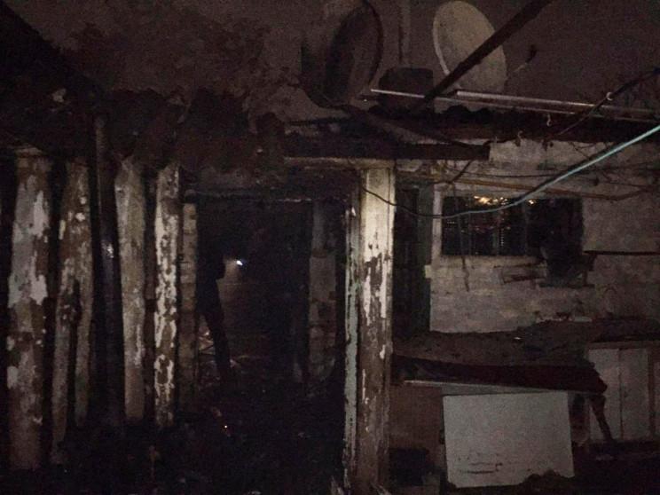 У Бердянську в потужній пожежі загинув ч…