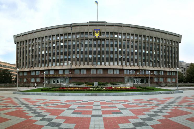 Департамент будівництва Запорізької ОДА…