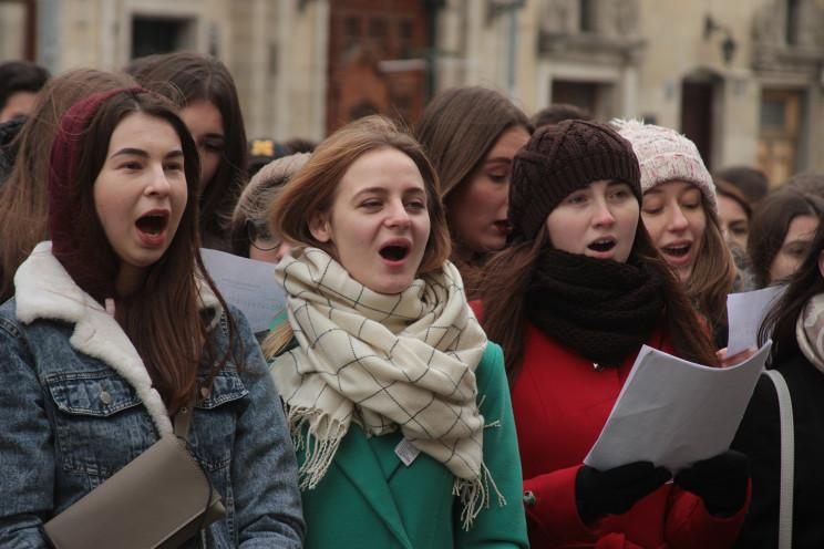 Як у Львові святкували День студента (ФО…