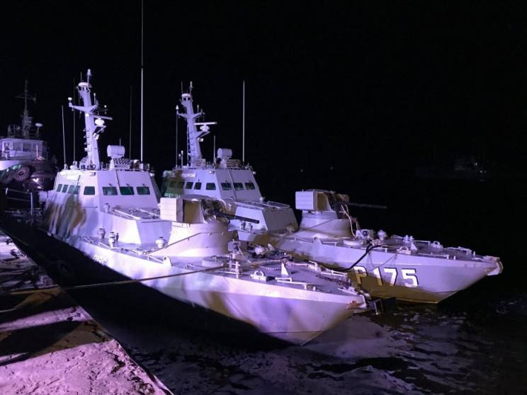 Сплюндровані Росією українські кораблі в…