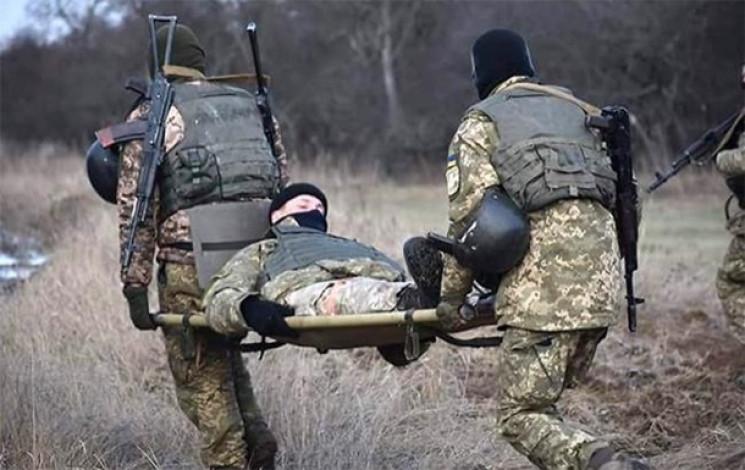 """""""Чорна"""" доба в ООС: Сім поранених, бойов…"""