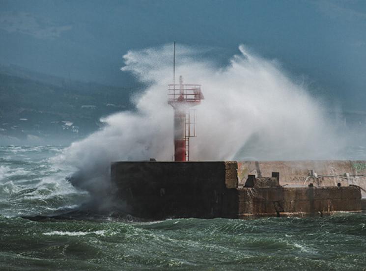 На Кубані – штормове попередження…