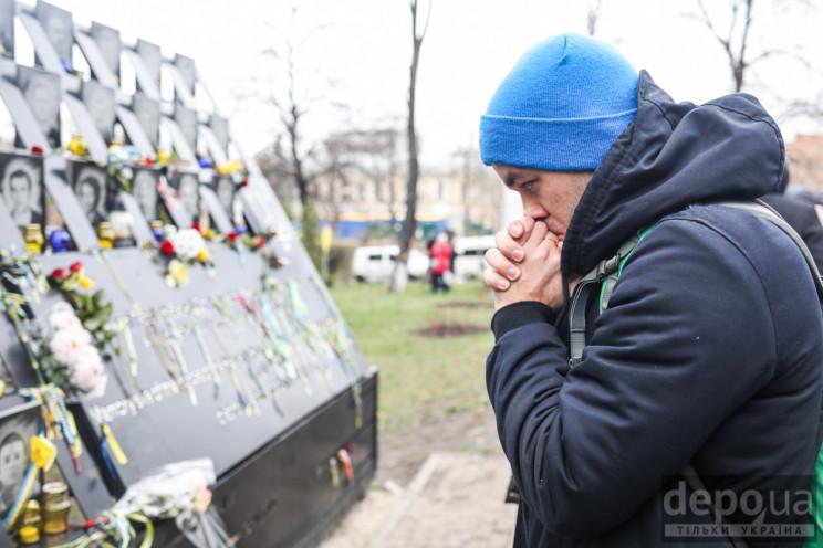 Як українці вшановують героїв Небесної с…