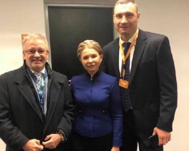Игра престолов: Поможет ли Тимошенко Кличко в войне за Киев — превью