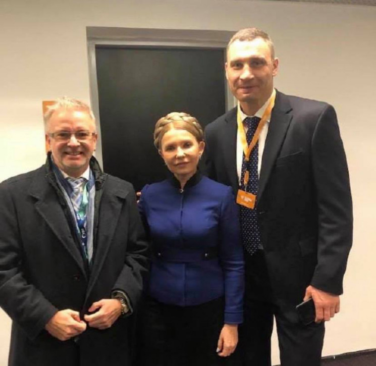 Гра престолів: Чи допоможе Тимошенко Кли…