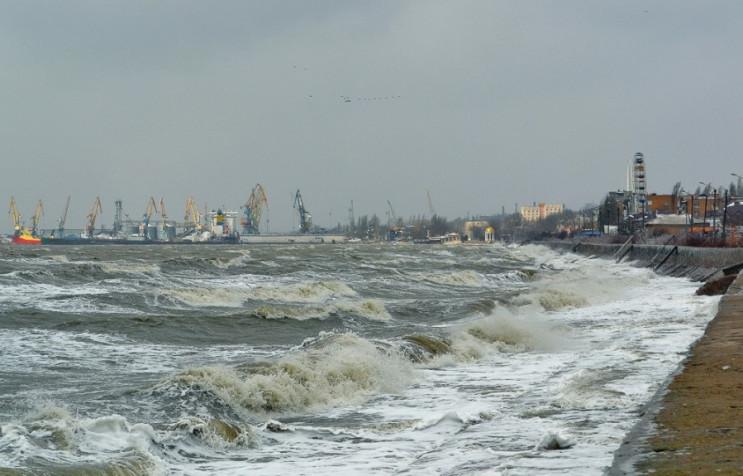 Рівень води в Азовському морі у найближч…