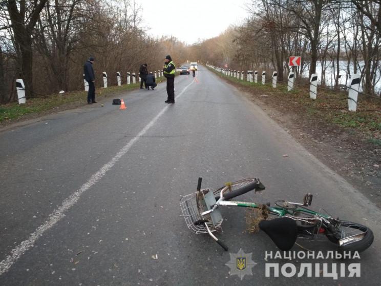 Поліція Полтавщини розшукала автомобіль,…