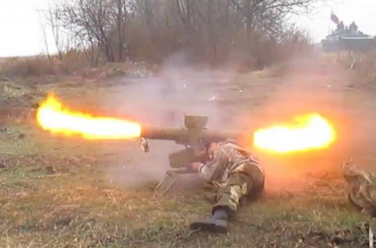Бойовики вдарили з ПТРК та БМП, трьох бі…