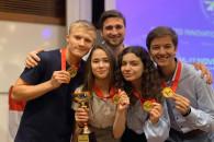 Українські юні вчені вибороли чотири зол…