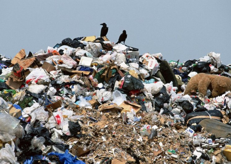 Селище під Харковом завалили сміттям, -…