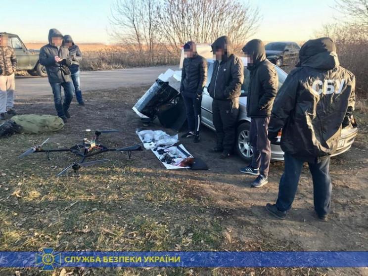 Харківські СБУшники викрили наркоторговц…