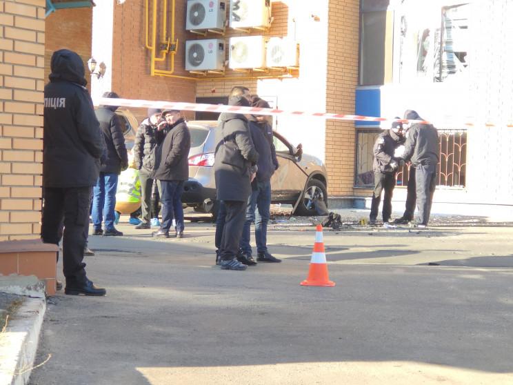Підрив авто в центрі Харкова: Власник ма…