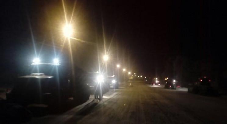 На дороги Хмельниччини шляховики висипал…