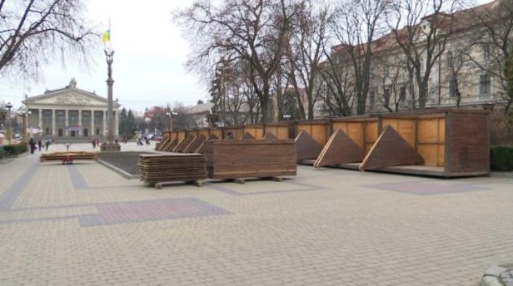 """Найбільший в Україні атракціон """"Пересувн…"""