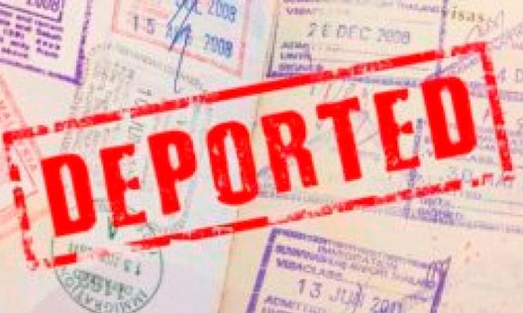 Хмельницькі міграційники депортували май…