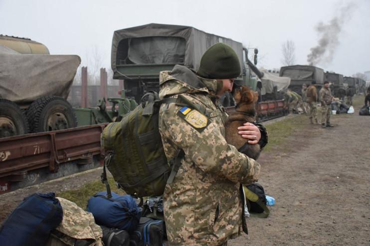 Тернопільські гармаші повернулися з ООС…
