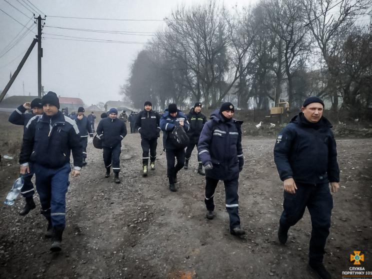 На Тернопільщині п'яту добу тривають пош…