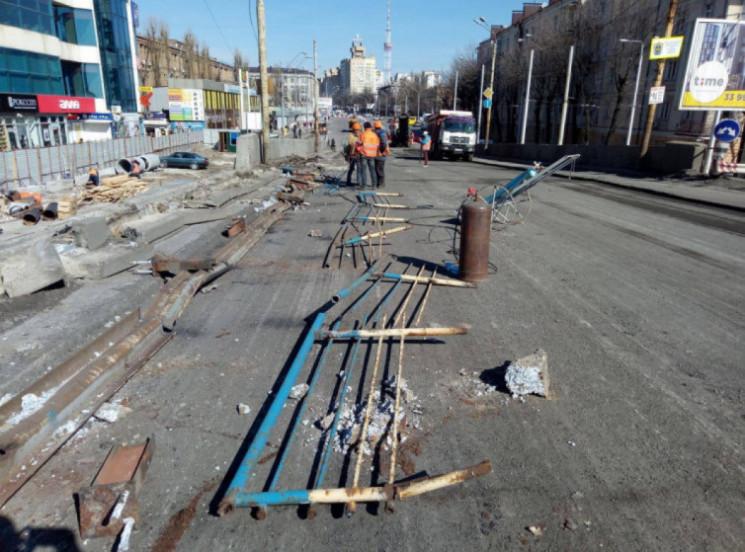 Ремонт Шулявського мосту: Що вже зроблен…