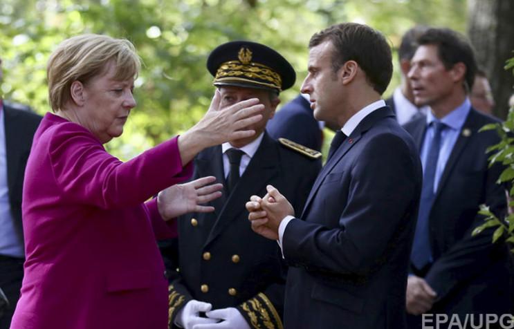 Меркель урвався терпець: Чим дипломатичн…