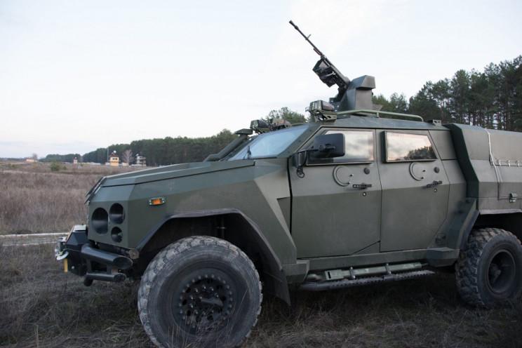 """Машина для оборони блокпостів: Що за """"Ва…"""