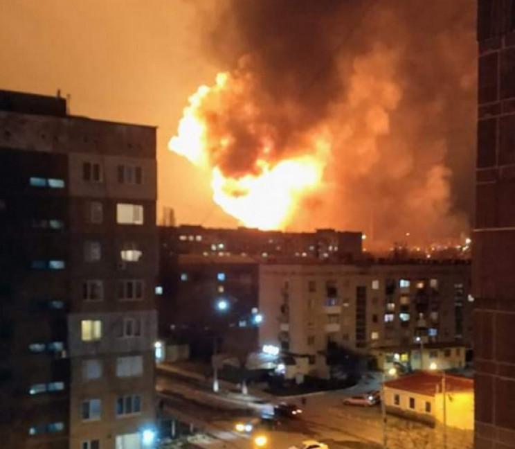 Кількість постраждалих від вибухів у Кро…