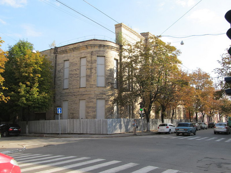 У Харкові знищать історичну будівлю зара…