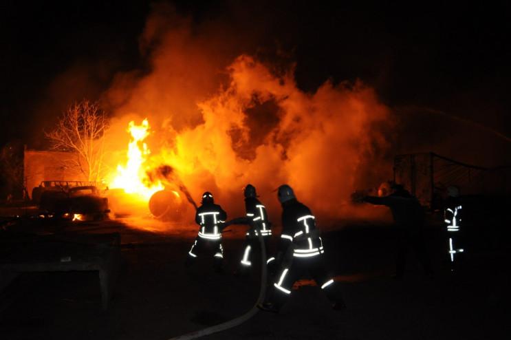 Дело о взрыве на газовой заправке в Кроп…