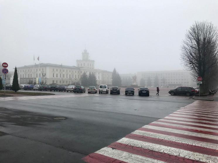 Знову непроглядні тумани прогнозують на…