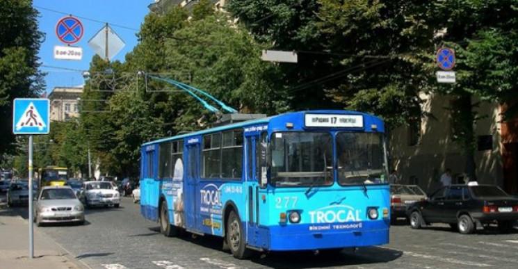 У Харкові тролейбуси повернуться на марш…