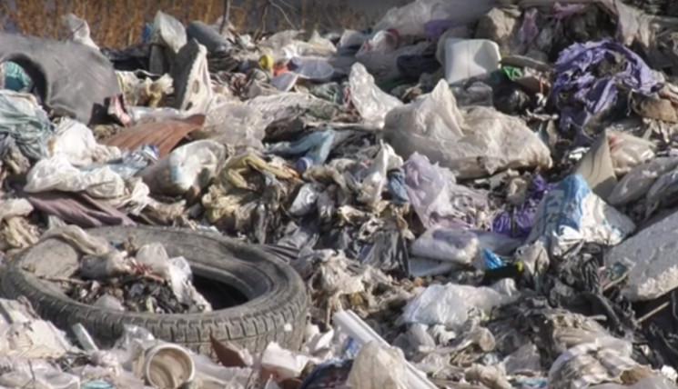 Сумчани скаржаться на смердючі сміттєві…